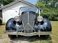 1936 Ford V8 Tudor Touring Deluxe Introduction Part 1