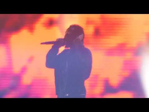 Kendrick Lamar King Kunta Electric Picnic Live At Main Stage 2018