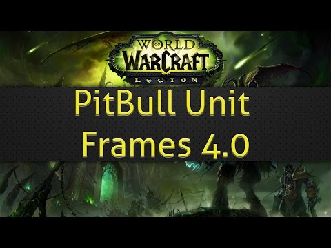 PitBull Unit Frames 4.0 (WoW addon)