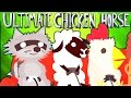 I'M THE BEST TROLL!! Ultimate Chicken Horse - Multiplayer Party Game (Funny Moments)