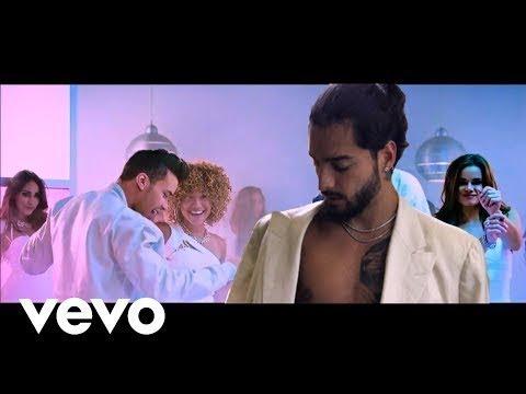 Maluma -  Hangover  Ft. Prince Royce  (Video Music)
