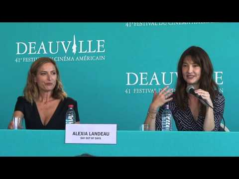 Conférence de presse Deauville 2015 Day out of Days