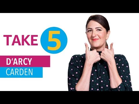 """Download """"The Good Place"""" Star D'Arcy Carden's Comedy Idol"""