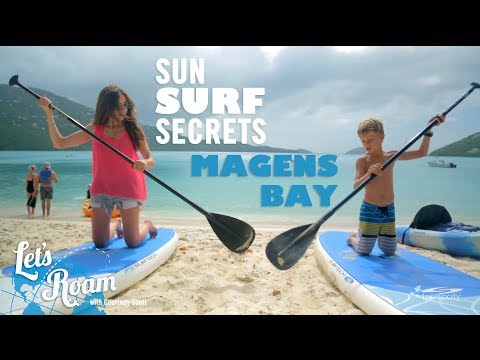 Magens Bay Sun, Surf and Secrets - Let's Roam U.S. Virgin Islands