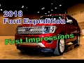 [AUTO SHOW NEWS!!]-2018 Ford Expedition Review!