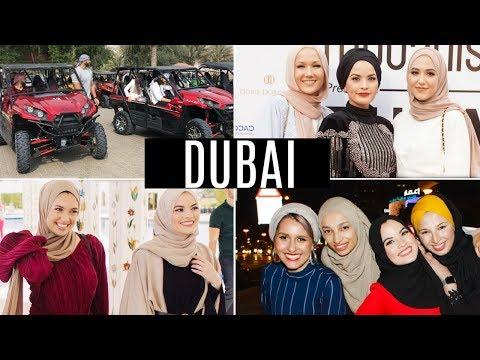 DUBAI VLOG | Modest Fashion Weekend 2017