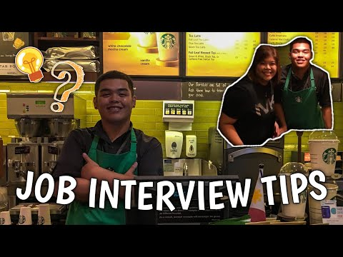 Vlog 32: Starbucks PHILIPPINES Q&A + Interview Tips   #ArsiAbac