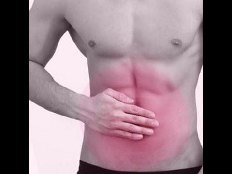 Болит желудок налет на языке