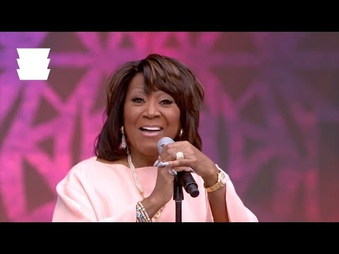 Ms. Patti LaBelle Sings at the NMAAHC Grand Opening Dedication Ceremony