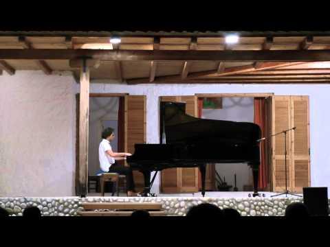 Grigorios Zamparas plays Liszt Sonetto 104 del Petrarca S. 161, No. 5