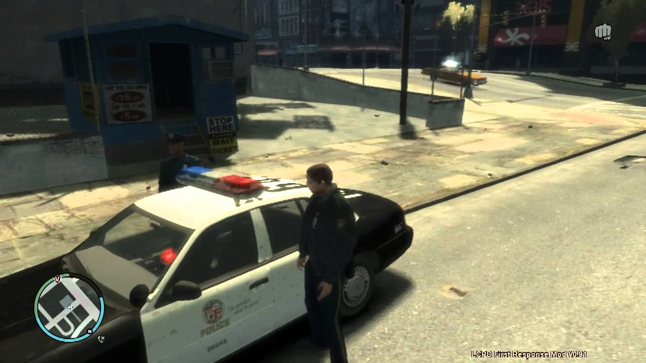 [Let's Play] LCPD First Response Mod - Grand Theft Auto IV ...