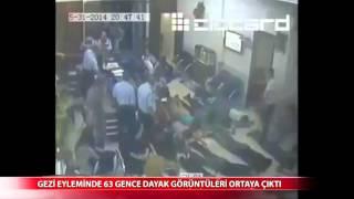 İzmir 39 deki Gezi olaylarında Karakolda Dayak Videosu