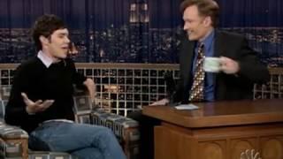 Conan O'Brien 'Adam Brody 11/10/04