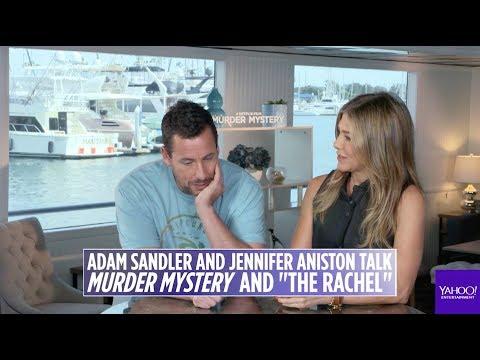 Jennifer Aniston and Adam Sandler talk &39;Murder Mystery&39; reflect on &39;Friends&39;