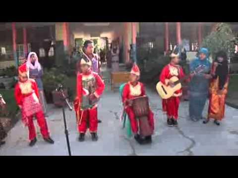 Tim Vokal Fls2n Smp Negeri 3 Kota Solok Youtube