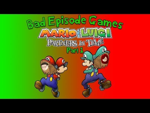Mario And Luigi Partners In Time -  Part 1 - Deviled Eggs