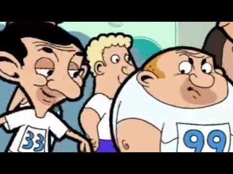 A Running Battle | Full Episode | Mr. Bean Official Cartoon