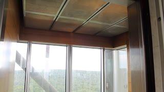 MontgomeryKONE/OTIS Traction Scenic Elevator-Pequot Mus. Observatory; Mashantucket, CT
