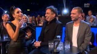 "Melodifestivalen 2013 - Rikard Wolff ""Jag dödade Mufasa"""