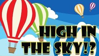 How To Make A Hot Air Balloon (Adobe Illustrator) Speed Run Tutorial: Download Wallpaper