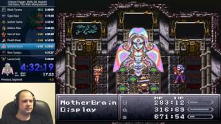 Chrono Trigger Speedrun Highlight: Blund...er...Wondershot!