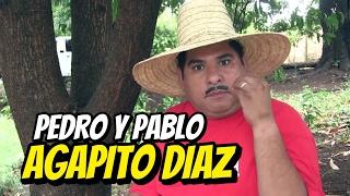 la historia de Pedro y Pablo por Agapito Diaz / JR INN