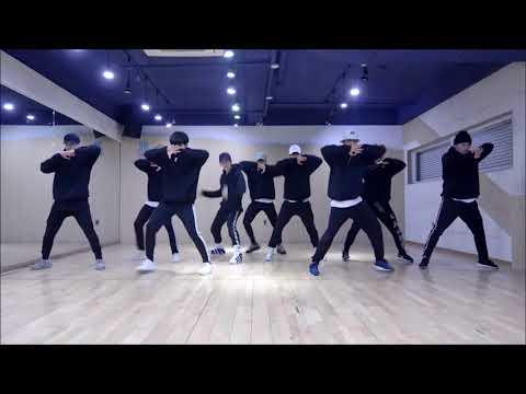 Kpop Magic Dance Stray Kids - Grrr (BOSS - NCT U)