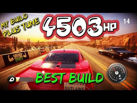Street Outlaws The List 4503 Hp My Build And Tune Racing For The #1 Spot
