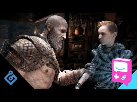 Game Informer's God Of War Game Club - Part 1