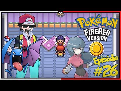 Pokémon Fire Red Let † s Play #26: Enfrentando a Sabrina, Líder do Ginásio de Saffron