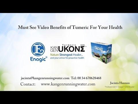 Kangen Ukon - Curcumin Miracle Supplement