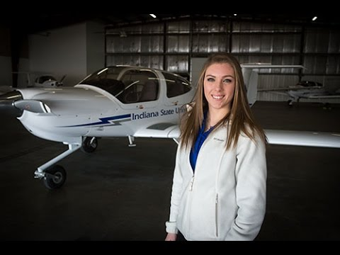 Kayleigh Bordner, Honors Student at Indiana State University