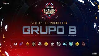 ¡Series de Promoción! 🔥 | Grupo B - Apertura 2021