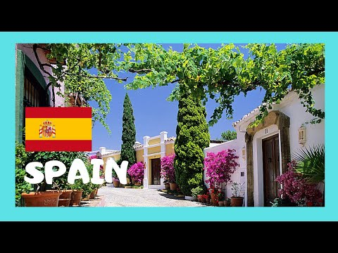 LA HEREDIA: SPAIN's most colourful and beautiful VILLAGE