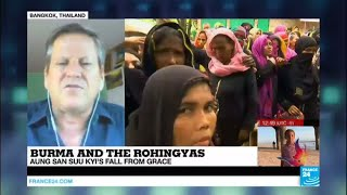Rohingya Crisis: Both sides using innocent farmers for political purposes