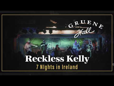 Reckless Kelly - Live at Gruene Hall 06/15/2019