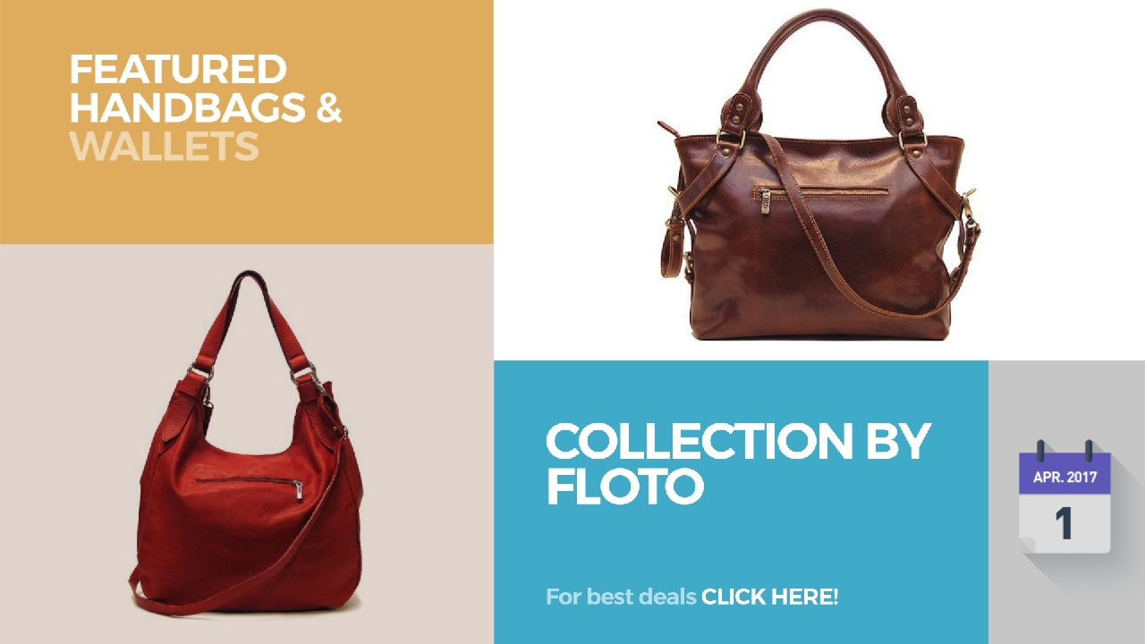Collection By Floto Featured Handbags   Wallets - YouTube 820de624fe
