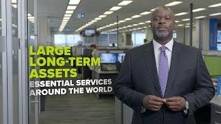 Les avantages de l'infrastructure mondiale