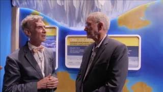 Repeat youtube video Highlights of Bill Nye and Ken Ham at Ark Encounter