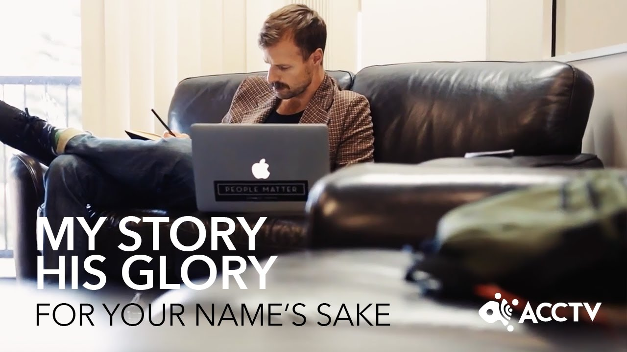 my story for his glory So that is my story, i know it was a long one i sincerely want to thank you all for letting me share with you as i go about this journey you are such a blessing to me.