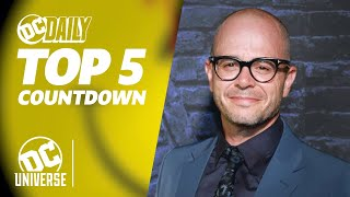 Watchmen Finale Thoughts with Damon Lindelof + More Comic News | TOP 5 HEADLINES
