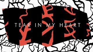 Tear In My Heart Blurryface Tour - A Twenty One Pilots Animation