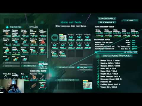 Ark survival best launch options for low memory