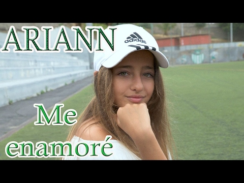 Shakira - Me Enamoré ❤ - ARIANN COVER (Official Videoclip Co