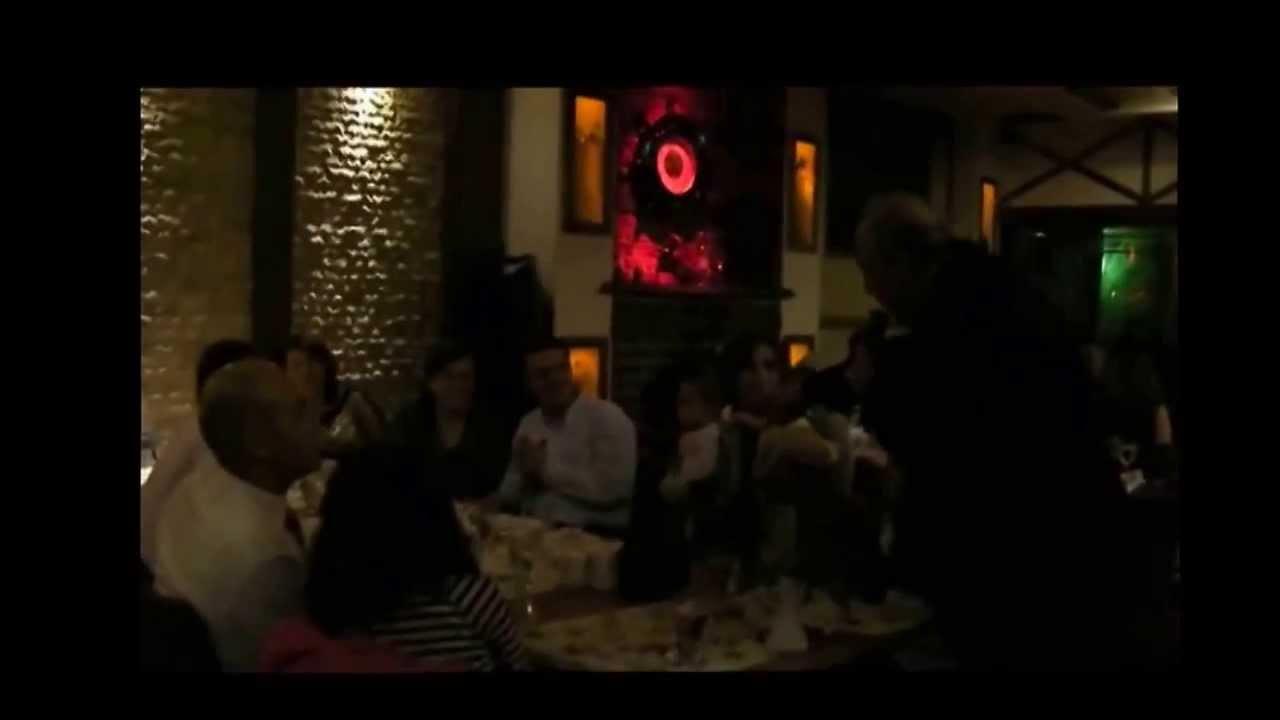 Maci's Restoran Tanıtım