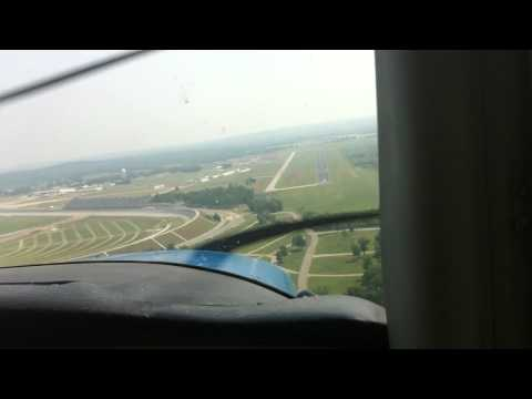Cessna 152 N49060 Flying into Talladega Municipal (KASN)