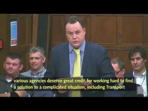 Westminster Hall - Marine Industry Debate - 12th Jan 2017