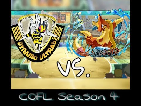 Spieltag 6 I Dynamo Ultras vs Monsoons I CoF Liga Season 4 I Der Ersatzmann