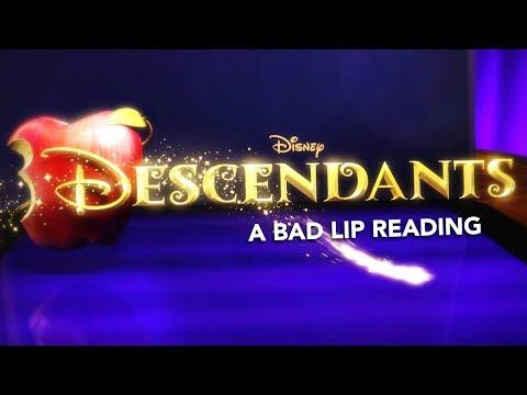 Magic Teeth Academy | Bad Lip Reading Presents: Descendants | Disney XD