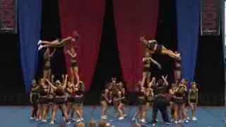 University of Regina Cheerleading - PCA UONCC 2013 - Run 2 - Small Co-ed - National Champs